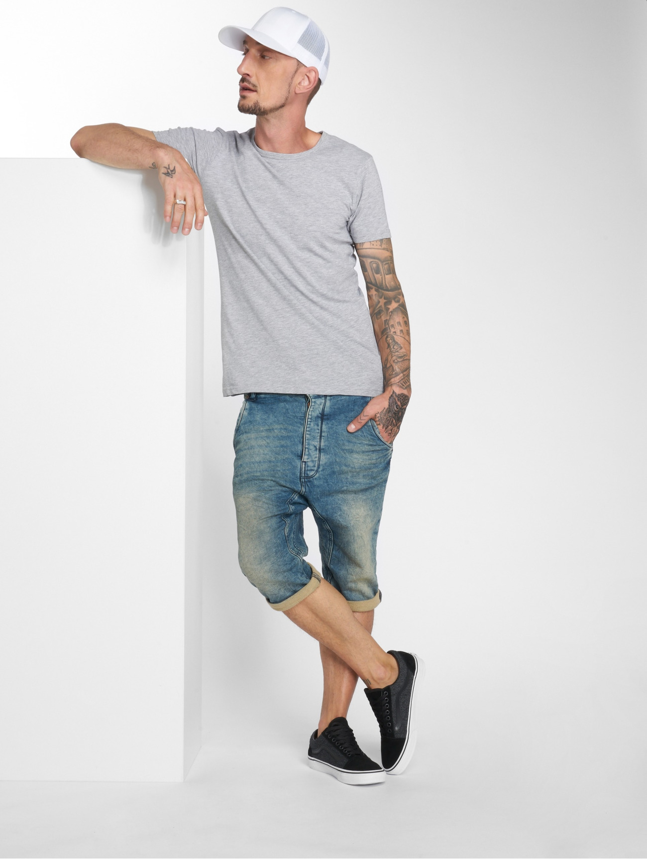 VSCT Clubwear  Noel  bleu Homme Short  531882 Homme Pantalons & Shorts