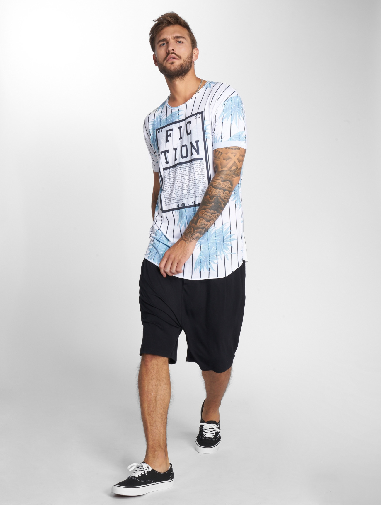VSCT Clubwear  Lowcrotch Jersey Soft  noir Homme Short  534540 Homme Pantalons & Shorts