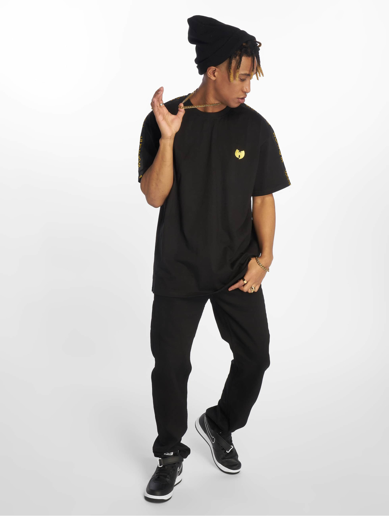 Wu-Tang | Sidetape  noir Homme T-Shirt  574443| Homme Hauts