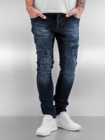 2Y Облегающие джинсы Bill синий