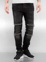 2Y Облегающие джинсы Leyton черный