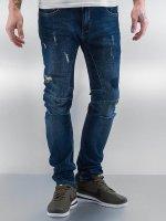 2Y Skinny jeans Brest blå