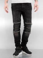 2Y Skinny jeans Leyton svart
