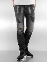 2Y Slim Fit Jeans Addison grijs
