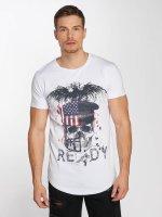 Aarhon Camiseta Ready blanco