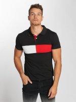 Aarhon Koszulki Polo Block czarny