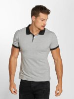 Aarhon Polo Basic gris
