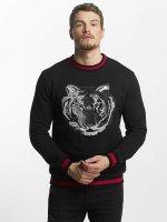Aarhon Pullover Knit schwarz