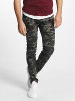 Aarhon Slim Fit Jeans Fiorentina серый