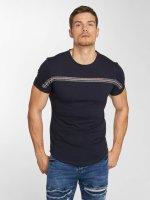 Aarhon T-Shirt Streak blau