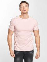 Aarhon T-Shirt Destroyed pink