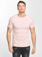 Aarhon T-shirt Destroyed rosa
