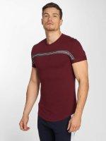 Aarhon T-shirt Streak rosso