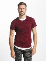 Aarhon T-Shirty Bresca czerwony