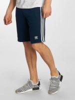adidas originals Šortky 3-Stripes modrý