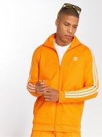 adidas originals Демисезонная куртка Beckenbauer Tt оранжевый
