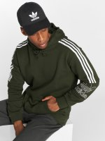 adidas originals Hoodies Outline olivový