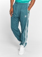 adidas originals Joggingbyxor Auth Wind Tp blå