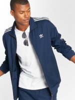 adidas originals Kurtki przejściowe Co Wvn Tt Transition niebieski