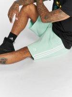 adidas originals Pantalón cortos 3-Stripe verde