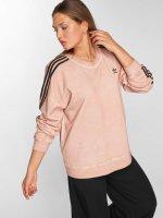 adidas originals Pullover Washed rosa