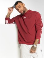 adidas originals Sweat & Pull Originals Auth Stripe Cre rouge