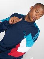 adidas originals Swetry Palmeston Crew niebieski
