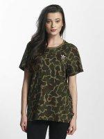 adidas originals T-Shirt PW HU Hiking Logo camouflage