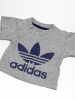 adidas originals t-shirt I Trefoil grijs