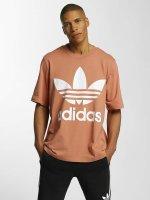 adidas originals T-Shirt AC Boxy rose
