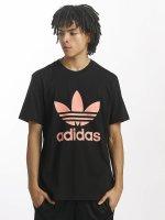 adidas originals T-Shirty PW HU Hiking czarny