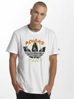 adidas originals T-skjorter Shock hvit
