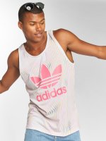 adidas originals Tank Tops Trefoil бежевый