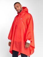 adidas originals Veste mi-saison légère Originals Trf Poncho Transition rouge