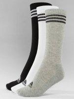 adidas Performance Chaussettes Performance 3-Stripes blanc