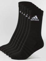 adidas Performance Chaussettes 3-Stripes noir