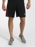 adidas Performance Shorts D2M 3-Stripes schwarz