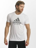 adidas Performance T-Shirt Adi Training blanc