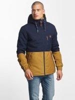 Alife & Kickin Manteau hiver Alife & Kickin Mr. Diamond Jacket bleu