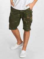 Alife & Kickin Shorts Philippe camouflage