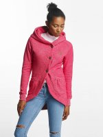 Alife & Kickin Swetry rozpinane Mary pink