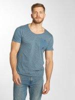 Alife & Kickin T-Shirt Vin B blau