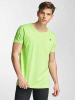Alife & Kickin T-Shirty Maddox zielony