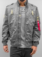 Alpha Industries Bomber Falcon II gris