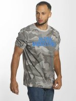 Alpha Industries Camiseta Blurred gris