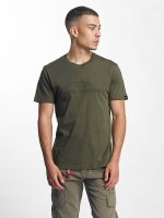 Alpha Industries Camiseta 3D verde