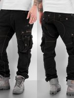 Alpha Industries Cargo pants Tough black
