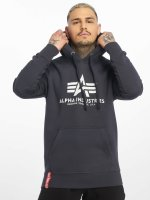 Alpha Industries Hoodie Basic blue