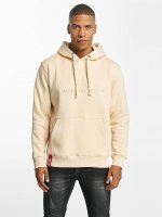 Alpha Industries Hoody 3D beige