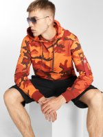 Alpha Industries Hoody X-Fit orange